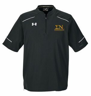 Sigma Nu Under Armour�  Men's Ultimate Short Sleeve Fraternity Windshirt