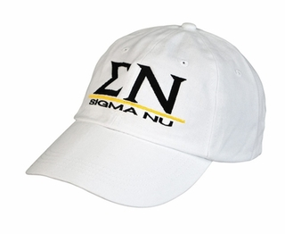 Sigma Nu World Famous Line Hat - MADE FAST!