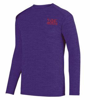 Sigma Phi Epsilon- $20 World Famous Dry Fit Tonal Long Sleeve Tee