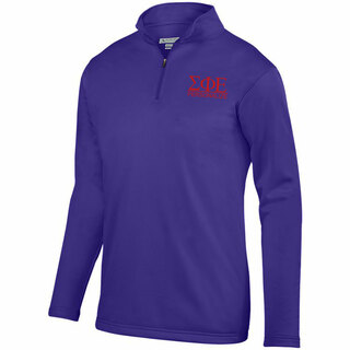 Sigma Phi Epsilon- $40 World Famous Wicking Fleece Pullover