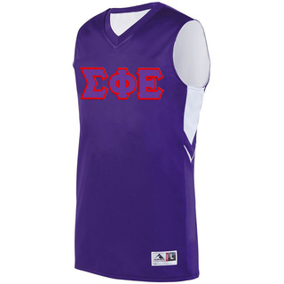 DISCOUNT-Sigma Phi Epsilon Alley-Oop Basketball Jersey