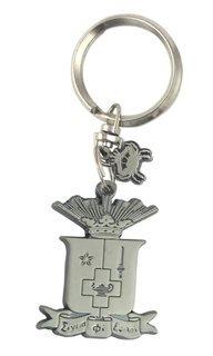Sigma Phi Epsilon Alloy Keychains