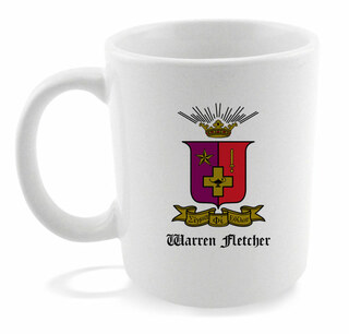 Sigma Phi Epsilon Coffee Mug