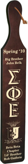 Sigma Phi Epsilon Deluxe Paddle