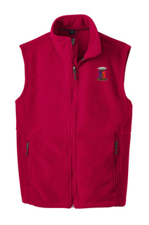 Sigma Phi Epsilon Fleece Crest - Shield Vest
