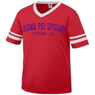 Sigma Phi Epsilon Founders Jersey