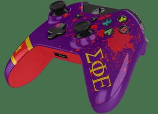Sigma Phi Epsilon Game Controller