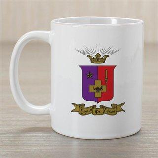 Sigma Phi Epsilon Greek Crest Coffee Mug