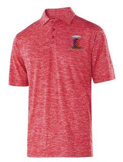 Sigma Phi Epsilon Greek Crest Emblem Electrify Polo