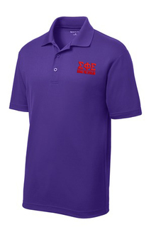Sigma Phi Epsilon Greek Letter Polo's