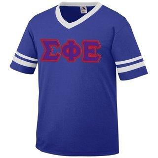 DISCOUNT-Sigma Phi Epsilon Jersey With Custom Sleeves