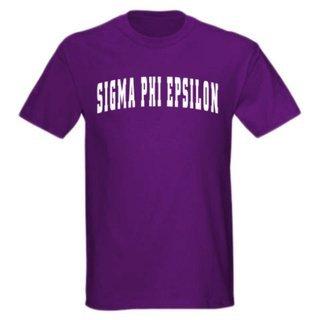 Sigma Phi Epsilon Letterman Shirt