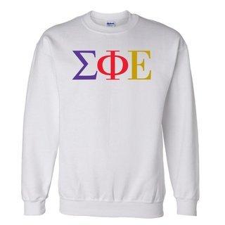 Sigma Phi Epsilon Logo Crewneck Sweatshirt