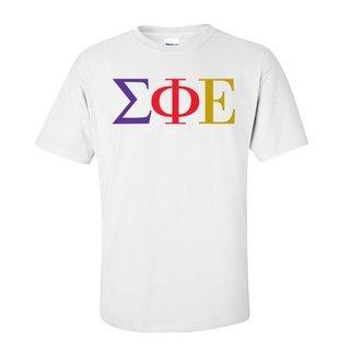 Sigma Phi Epsilon Logo Short Sleeve Tee