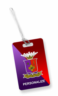 Sigma Phi Epsilon Luggage Tag
