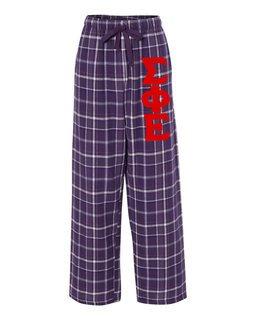 Sigma Phi Epsilon Pajamas Flannel Pant