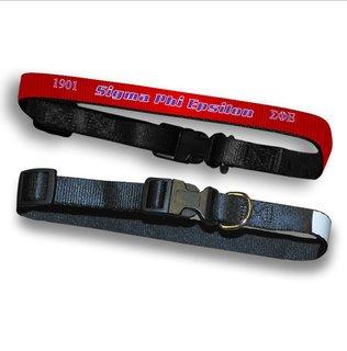 Sigma Phi Epsilon Pet Collar