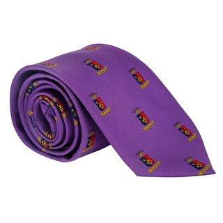 Sigma Phi Epsilon Repeating Crest Tie