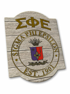 Sigma Phi Epsilon Traditional Sign