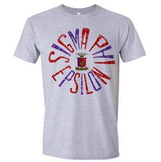 Sigma Phi Epsilon Tube T-Shirt
