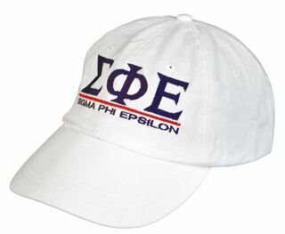 Sigma Phi Epsilon World Famous Line Hat
