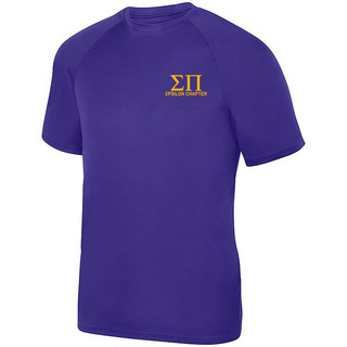 Sigma Pi- $19.95 World Famous Dry Fit Wicking Tee