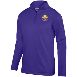 DISCOUNT-Sigma Pi-  World famous-Crest - Shield Wicking Fleece Pullover