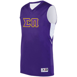 Sigma Pi Alley-Oop Basketball Jersey