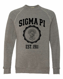 Sigma Pi Alternative - Eco-Fleece� Champ Crewneck Sweatshirt