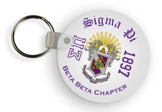 Sigma Pi Color Keychains