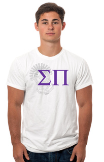 Sigma Pi Crest - Shield Tee