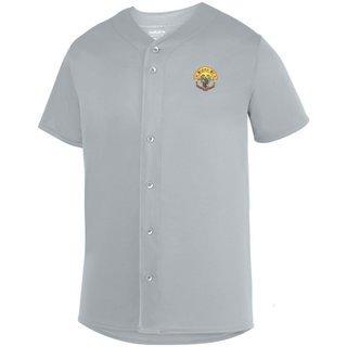 DISCOUNT-Sigma Pi Fraternity Crest - Shield Sultan Baseball Jersey