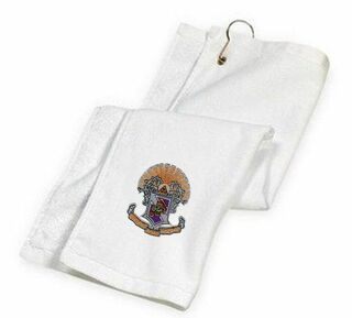 DISCOUNT-Sigma Pi Golf Towel
