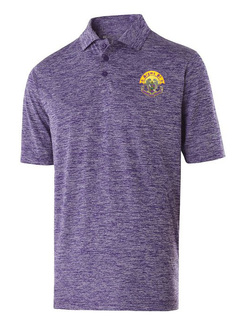 Sigma Pi Greek Crest Emblem Electrify Polo