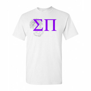 Sigma Pi Greek Crest - Shield T-Shirt