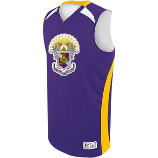 Sigma Pi High Five Campus Basketball Jersey