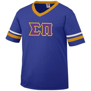 DISCOUNT-Sigma Pi Jersey With Custom Sleeves