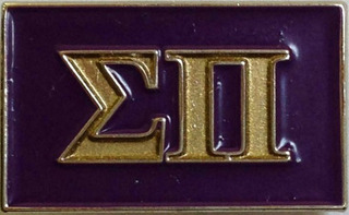 Sigma Pi Lapel Pin