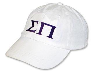 Sigma Pi Letter Hat
