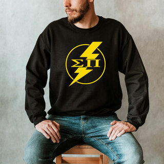 Sigma Pi Lightning Crew Sweatshirt