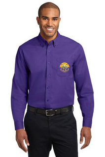 DISCOUNT-Sigma Pi Long Sleeve Oxford