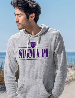 Sigma Pi Lucas Loop Fleece Hood