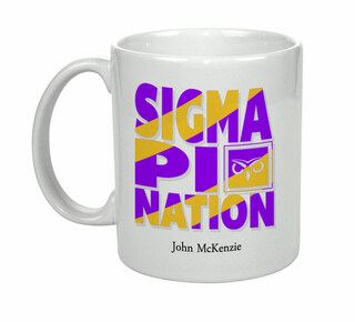 Sigma Pi Nations Coffee Mug