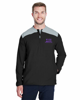 Sigma Pi Under Armour�  Men's Triumph Cage Quarter-Zip Pullover