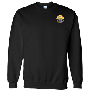 DISCOUNT-Sigma Pi World Famous Crest - Shield Crewneck Sweatshirt