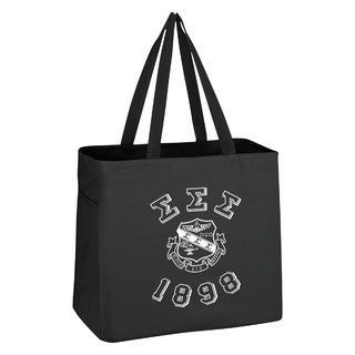 Sigma Sigma Sigma Block Crest - Shield Cape Town Bag