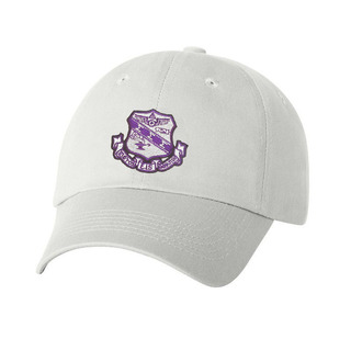 DISCOUNT-Sigma Sigma Sigma Crest - Shield Hat