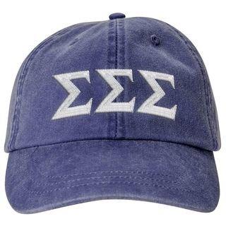 Sigma Sigma Sigma Hats & Visors