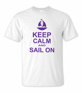 Sigma Sigma Sigma Keep Calm T-Shirts
