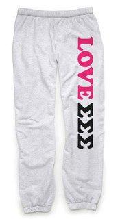 Sigma Sigma Sigma Love Sweatpants